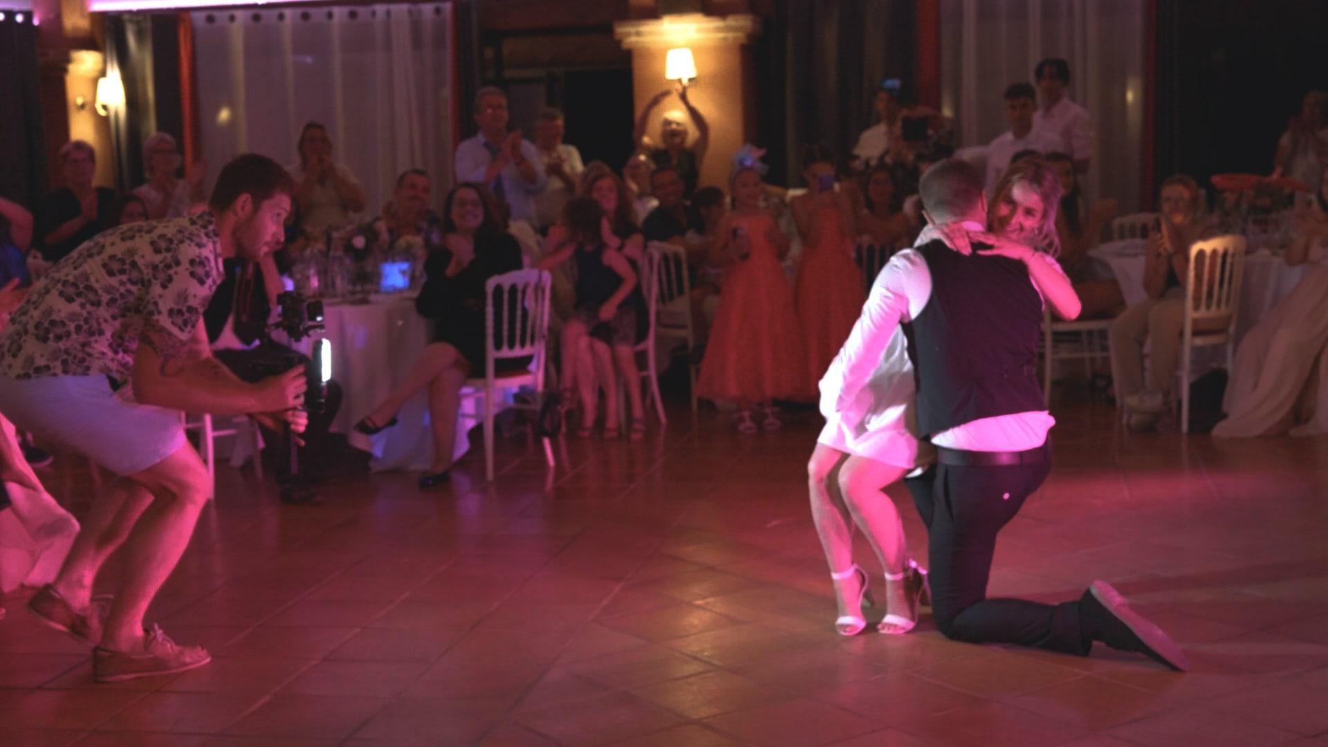 Vidéo de mariage et vidéaste